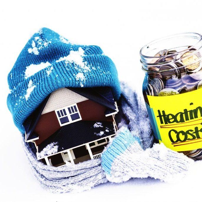 Saving for WInter Heating Costs